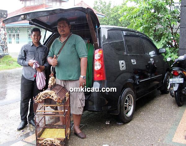 Om Hadi KPKJ dan kenari Goyang Barong