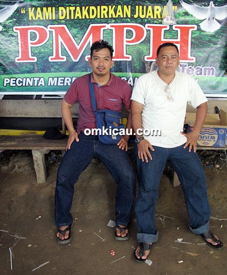 Ketua PMPH Om Suhendra