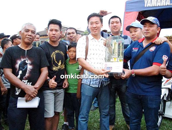 Yamaha Cup Jambi - juara umum SF
