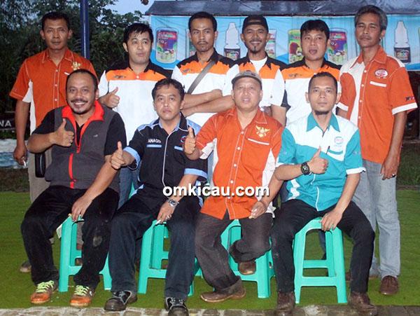 Panitia dan Juri Ronggolawers Cup Bogor