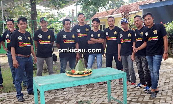 Panitia kontes pleci 2nd Anniversary PCMI Chapter Nusakambangan