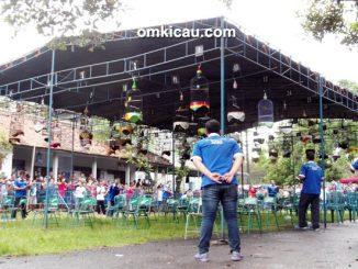 Lomba burung berkicau RKBC Cup feat Silobur