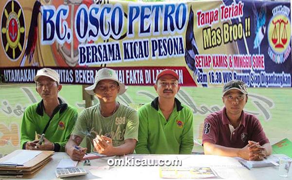 Panitia Latber Osco Petro BC Jambi