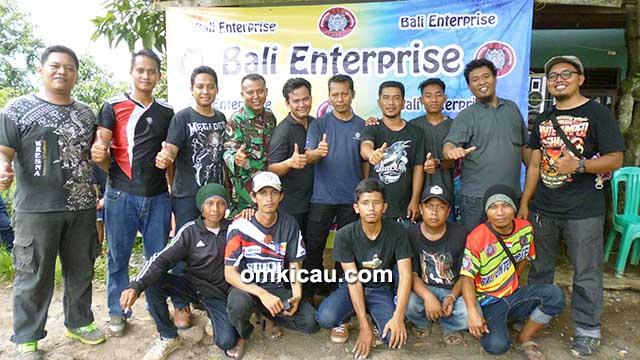 Panitia dan juri Bali Enterprise Subang