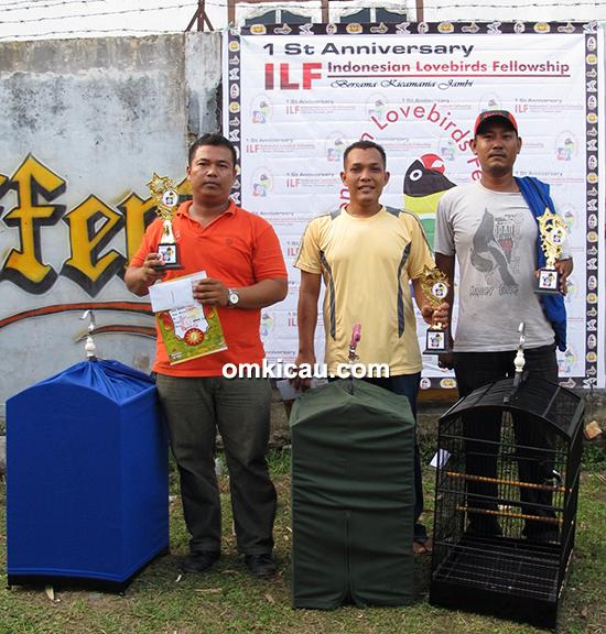 Latber Spesial 1st Anniversary ILF Jambi