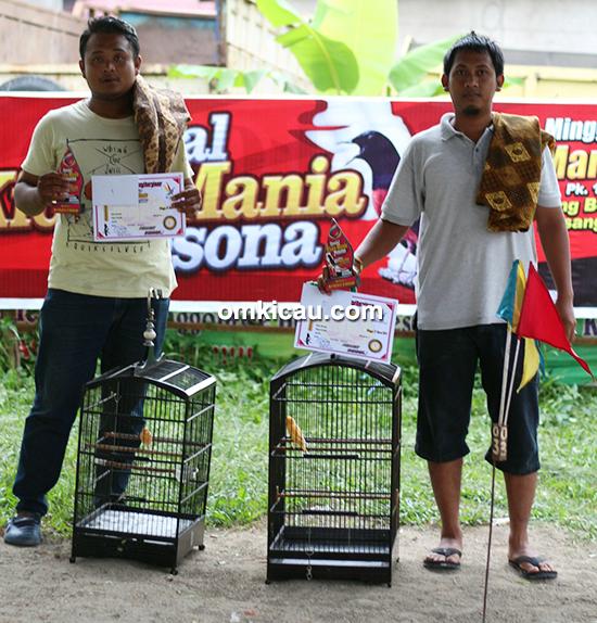 Road to Pesona Cup - juara kenari