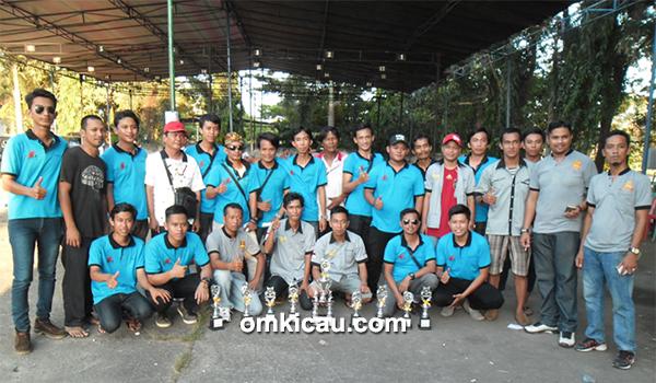 KMSU juara umum BC
