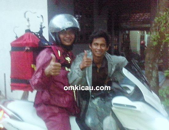 Om Ardhie NNC dan Om Ipul Sangkar