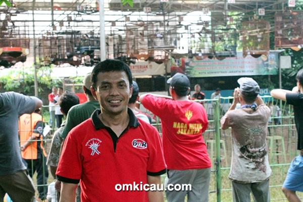 Om Ubay, ketua Taman Radja Team