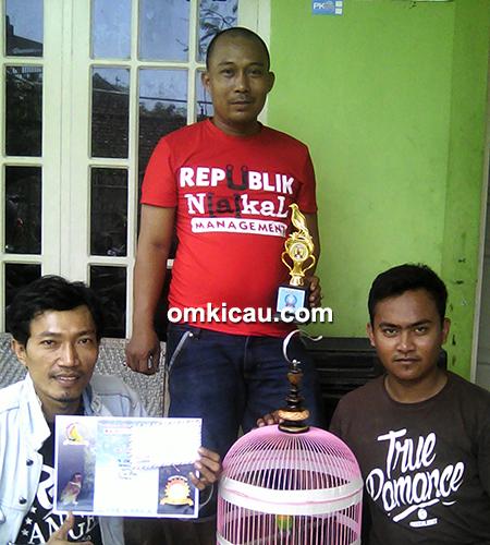 Om Zaenal / Gerbang SF Cirebon