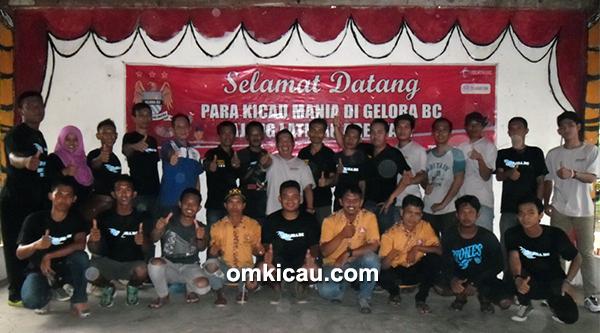 Panitia Latpres Gelora BC