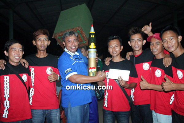 Brother SF juara SF