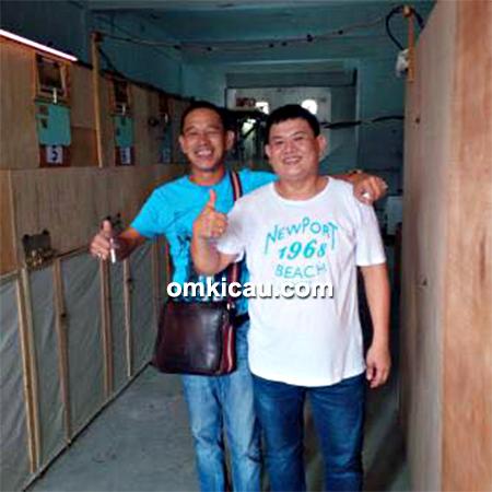 Om Edy Huang dan Om Johan Shia