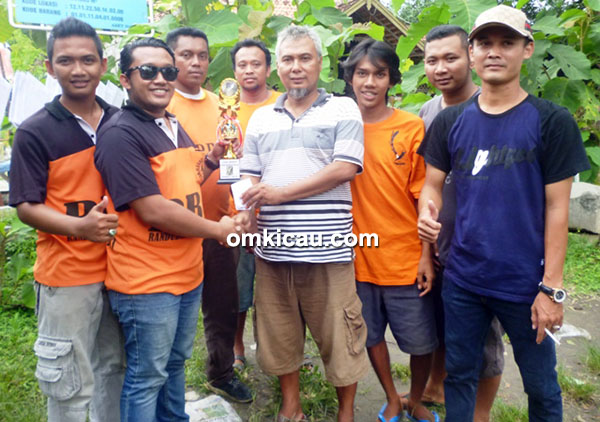 Duta Kapolsek Cepu Cup