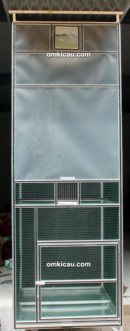 Kandang minimalis murai laku keras, JA luncurkan kandang ...