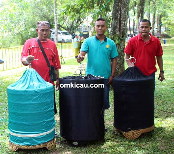 Festival Pekanbaru Berkicau - juara murai batu