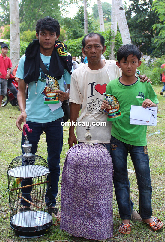 Launching KMBJ - juara lovebird
