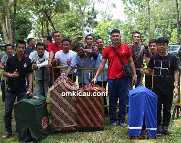 Festival Pekanbaru Berkicau - juara kacer