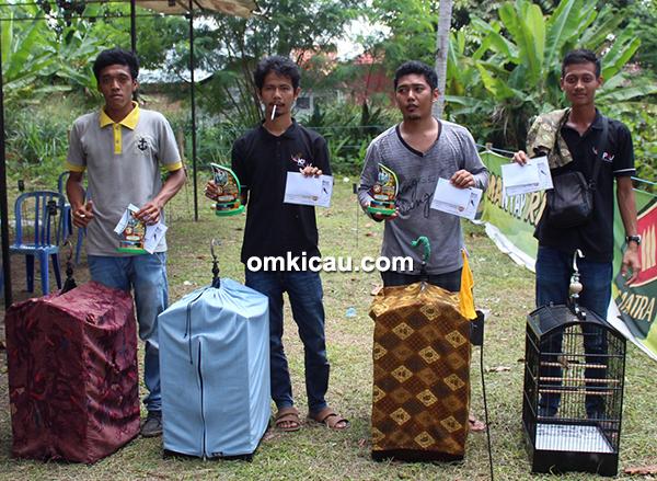 Launching KMBJ - juara kenari