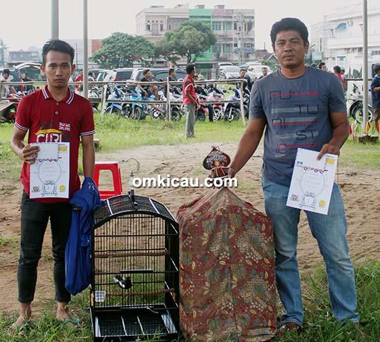 Nusantara BC Jambi - juara kacer
