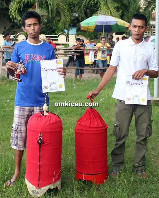 Nusantara BC Jambi - juara lovebird