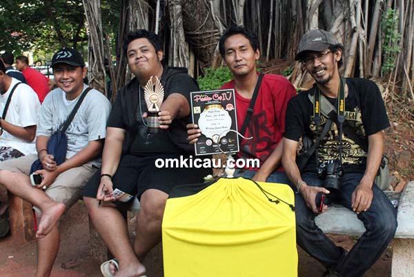 Om Fahmi Bintang Jagad Team