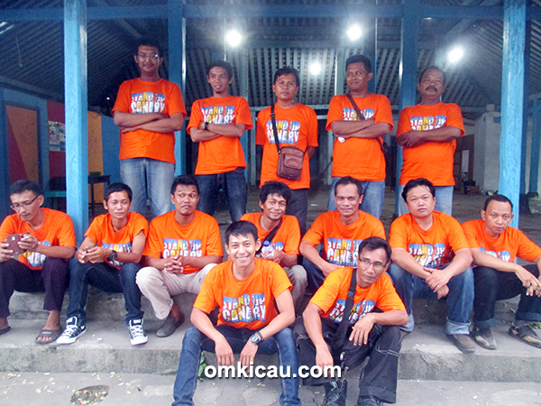 Panitia Stand Up Canary Papburi Solo - Q-Max's