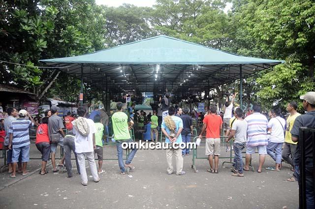 In Celebrate Kartini - Rajawali S3 BC