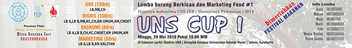 Stop Press UNS Cup1