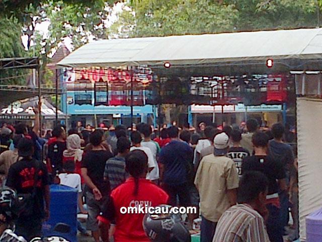 Lomba burung berkicau Kapolres Cup 2 Bojonegoro