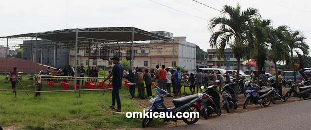 Latihan Ceria Nusantara BC Jambi