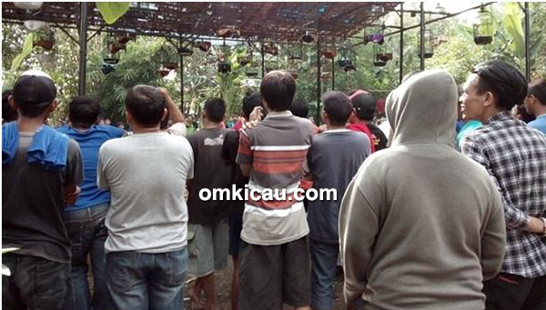 Suasana Latber Sindujaya BC Brebes