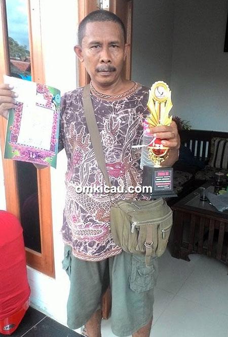 Om Umar, pemilik MB Arjuna Ireng