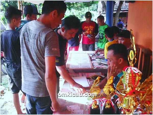Latpres Jumat Kliwonan Karpel BC Tegal