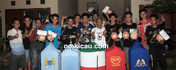 Om Aziz Klaten dan rekan-rekan SPG Pemalang