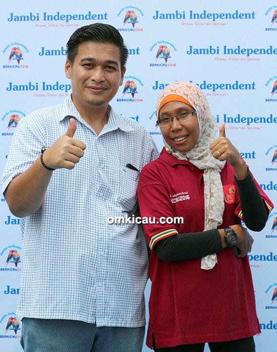 Jambi Independent Berkicau