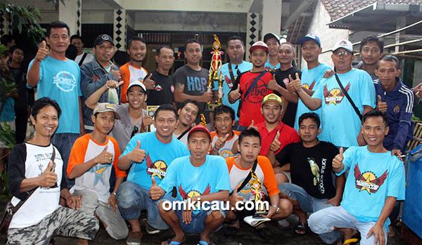 Duta Pakualam dan Magelang BC