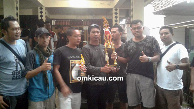 ERG SF juara umum single fighter