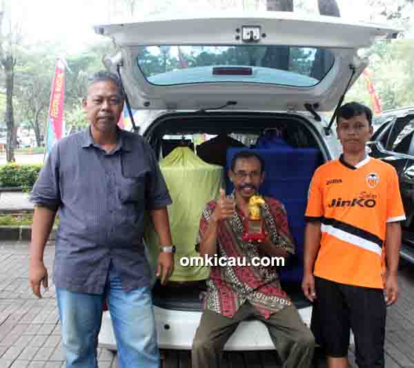 H Bambang dan murai batu Anak Jalanan