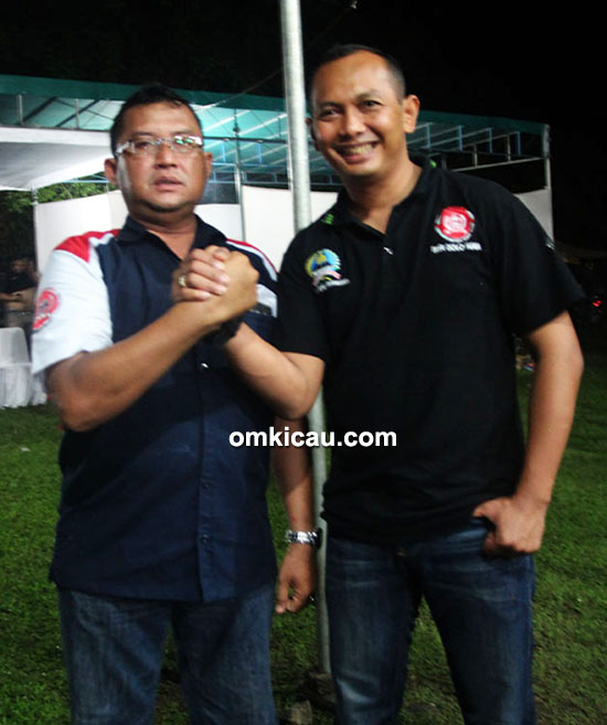 Ketua BnR Solo Raya Om Iwan Sanubari