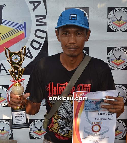 Angsana Muda Cilacap - juara kacer