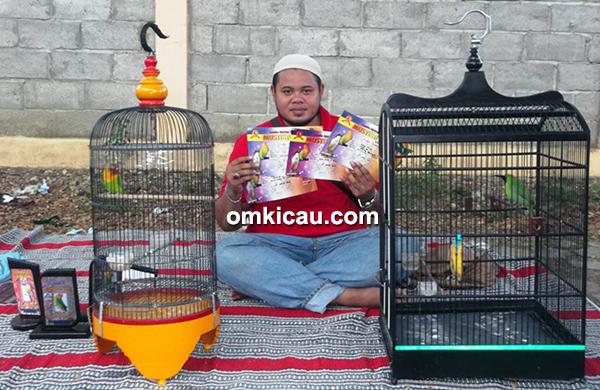 Lovebird Kang Bahar