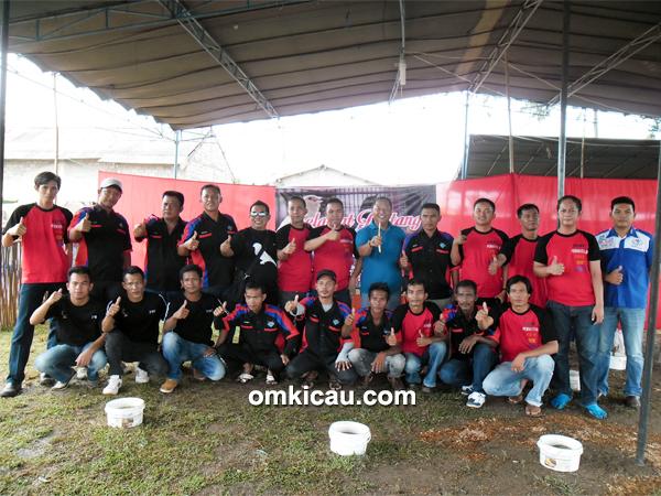 Panitia Permata BC dan tim juri OIBC