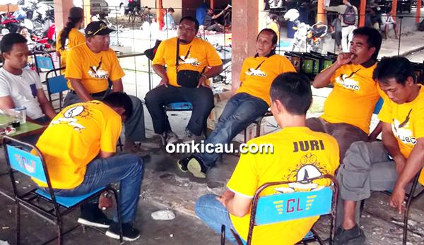 Latpres Mustika Jaya BC - Briefing juri