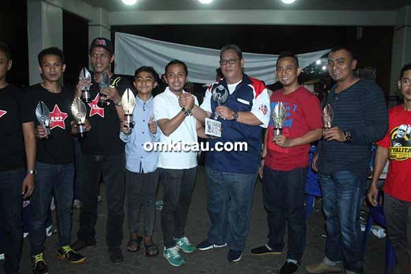RWP BC Bandung juara umum BC