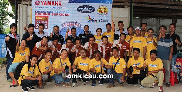 Panitia Yamaha Cup