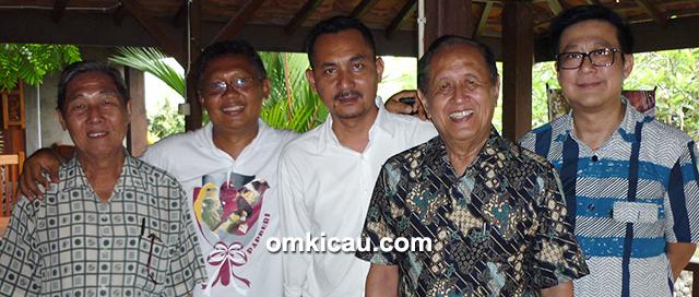 Pembina dan Pengurus Pusat Papburi