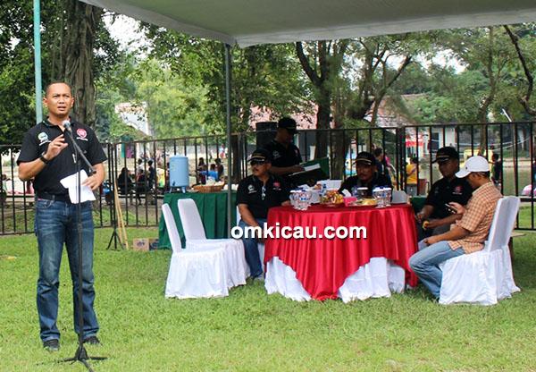 Dandim 0735 Surakarta, Kol Inf Ari Prasetya