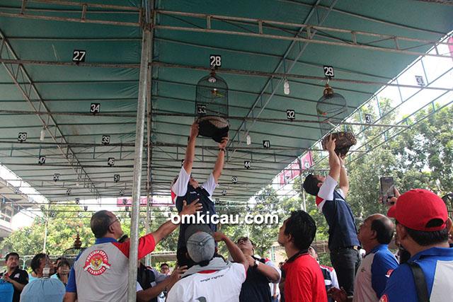 Road to Presiden Cup IV Semarang