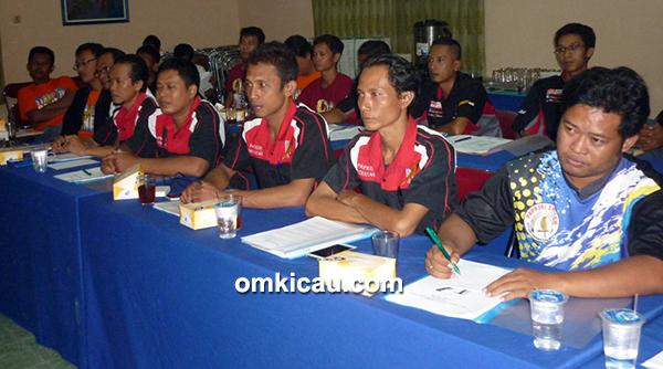 Delegasi Papburi Solo